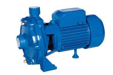 3Hp dual stage electric motor driven Horizontal Centrifugal Pump 130L / Min Flow Max