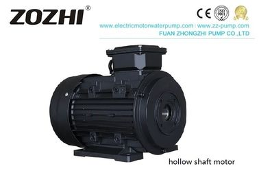 Three Phase Hollow Shaft AC Motor 7.5hp 1450Rpm 5.5kw For Cleaning Machine